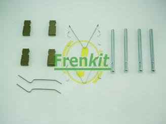Frenkit 901173 - Piederumu komplekts, Disku bremžu uzlikas interparts.lv