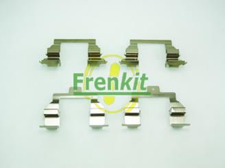 Frenkit 901291 - Piederumu komplekts, Disku bremžu uzlikas interparts.lv
