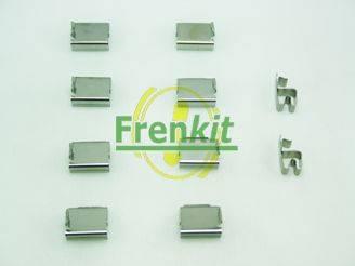 Frenkit 901246 - Piederumu komplekts, Disku bremžu uzlikas interparts.lv