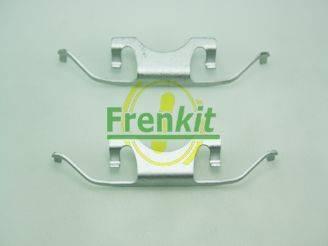 Frenkit 901241 - Piederumu komplekts, Disku bremžu uzlikas interparts.lv