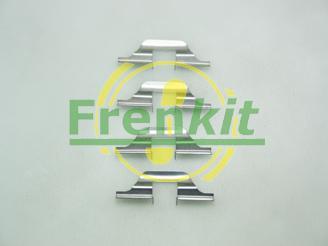 Frenkit 901263 - Piederumu komplekts, Disku bremžu uzlikas interparts.lv