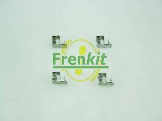 Frenkit 901219 - Piederumu komplekts, Disku bremžu uzlikas interparts.lv