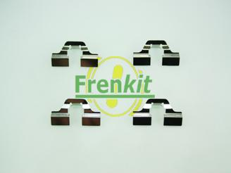 Frenkit 901211 - Piederumu komplekts, Disku bremžu uzlikas interparts.lv