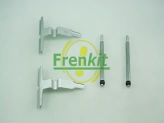 Frenkit 901217 - Piederumu komplekts, Disku bremžu uzlikas interparts.lv
