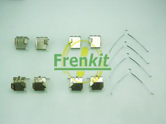 Frenkit 901289 - Piederumu komplekts, Disku bremžu uzlikas interparts.lv