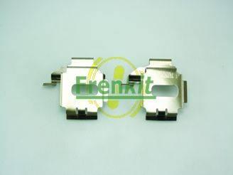 Frenkit 901283 - Piederumu komplekts, Disku bremžu uzlikas interparts.lv