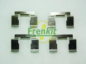 Frenkit 901235 - Piederumu komplekts, Disku bremžu uzlikas interparts.lv