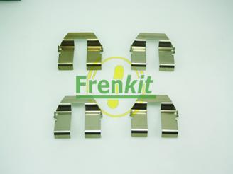 Frenkit 901232 - Piederumu komplekts, Disku bremžu uzlikas interparts.lv