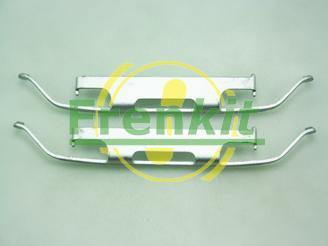 Frenkit 901223 - Piederumu komplekts, Disku bremžu uzlikas interparts.lv