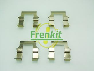 Frenkit 901279 - Piederumu komplekts, Disku bremžu uzlikas interparts.lv