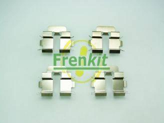 Frenkit 901277 - Piederumu komplekts, Disku bremžu uzlikas interparts.lv