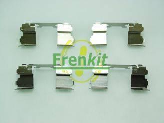 Frenkit 901768 - Piederumu komplekts, Disku bremžu uzlikas interparts.lv