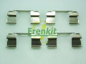 Frenkit 901730 - Piederumu komplekts, Disku bremžu uzlikas interparts.lv