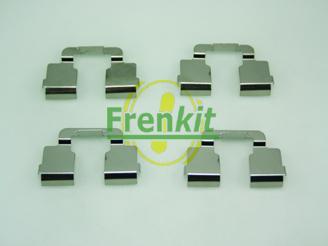 Frenkit 901733 - Piederumu komplekts, Disku bremžu uzlikas interparts.lv