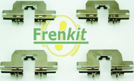 Frenkit 901724 - Piederumu komplekts, Disku bremžu uzlikas interparts.lv