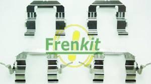 Frenkit 901722 - Piederumu komplekts, Disku bremžu uzlikas interparts.lv