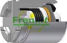 Frenkit K303801 - Virzulis, Bremžu suports interparts.lv