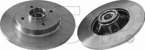 GSP 9230148 - Bremžu diski interparts.lv