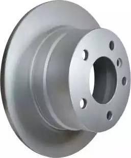 HELLA 8DD 355 104-821 - Bremžu diski interparts.lv