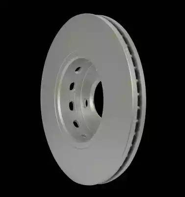 HELLA 8DD 355 103-081 - Bremžu diski interparts.lv