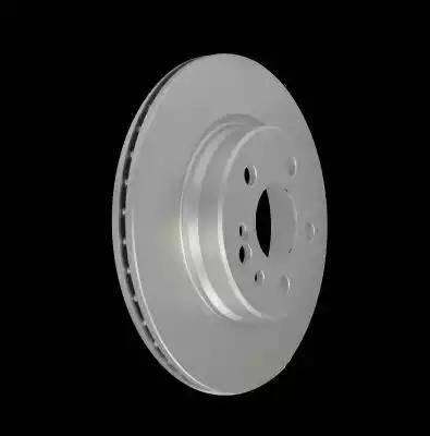 HELLA 8DD 355 102-711 - Bremžu diski interparts.lv