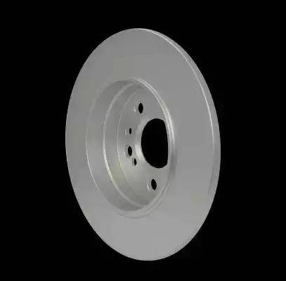 HELLA 8DD 355 102-721 - Bremžu diski interparts.lv