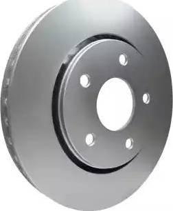 HELLA 8DD 355 115-841 - Bremžu diski interparts.lv