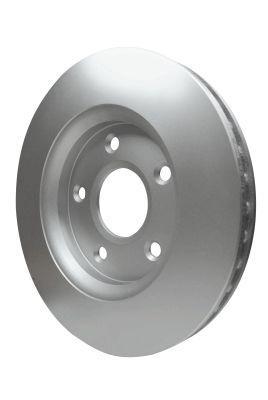 HELLA 8DD 355 129-011 - Bremžu diski interparts.lv
