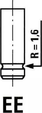 IPSA VL140900 - Ieplūdes vārsts interparts.lv