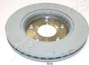 Japanparts DI-915 - Bremžu diski interparts.lv