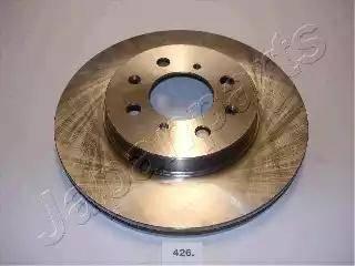 Japanparts DI-426 - Bremžu diski interparts.lv