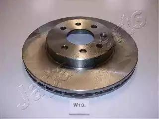 Japanparts DI-W13 - Bremžu diski interparts.lv