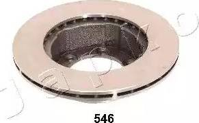 Japko 60546 - Bremžu diski interparts.lv