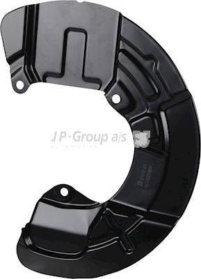 JP Group 4964202170 - Dubļu sargs, Bremžu disks interparts.lv