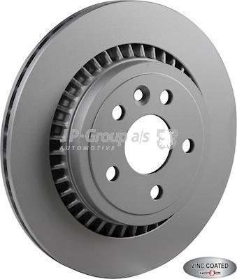 JP Group 4963200900 - Bremžu diski interparts.lv