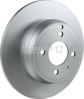 JP Group 4963201000 - Bremžu diski interparts.lv