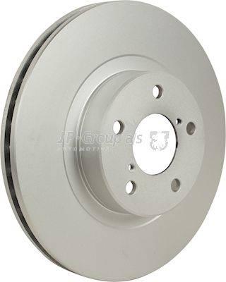 JP Group 4663100100 - Bremžu diski interparts.lv