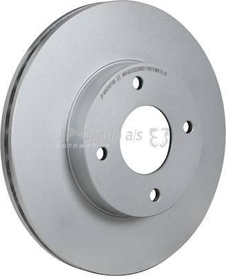JP Group 4063101100 - Bremžu diski interparts.lv