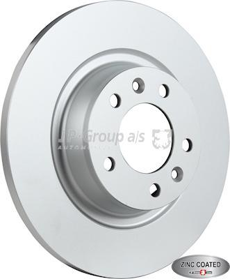 JP Group 4163200800 - Bremžu diski interparts.lv