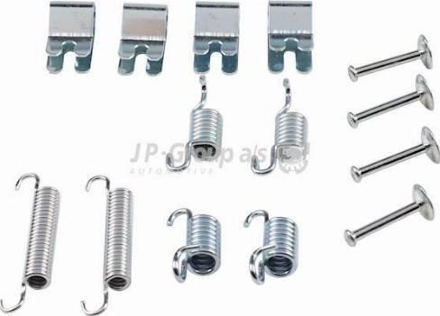 JP Group 4864002310 - Piederumu komplekts, Stāvbremzes mehānisma bremžu loks interparts.lv