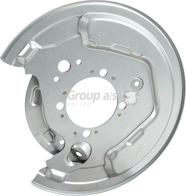 JP Group 4864304280 - Dubļu sargs, Bremžu disks interparts.lv