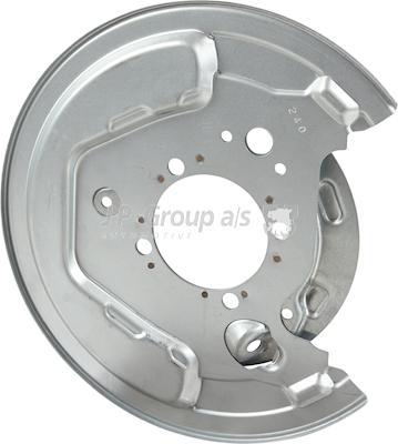 JP Group 4864304270 - Dubļu sargs, Bremžu disks interparts.lv