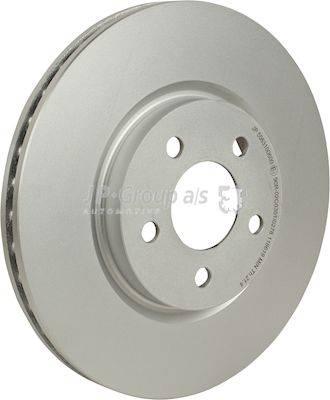 JP Group 5063100600 - Bremžu diski interparts.lv