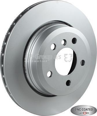 JP Group 1463204400 - Bremžu diski interparts.lv