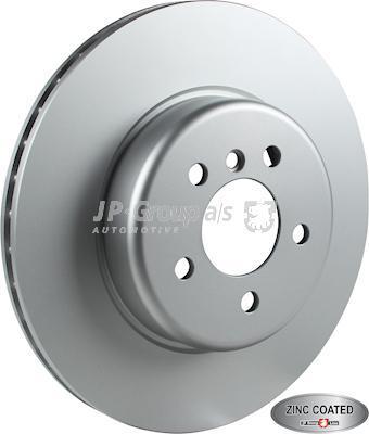 JP Group 1463205400 - Bremžu diski interparts.lv