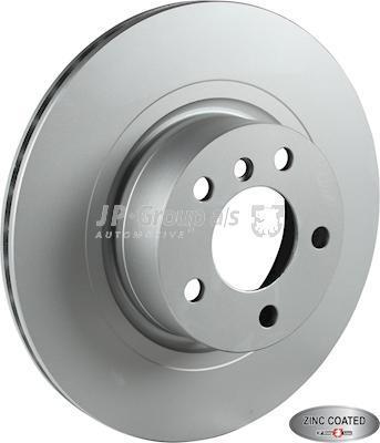 JP Group 1463205200 - Bremžu diski interparts.lv