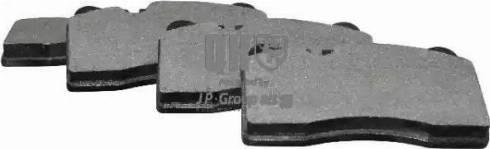 JP Group 1163606810 - Bremžu uzliku kompl., Disku bremzes interparts.lv