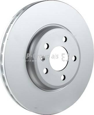JP Group 1163113400 - Bremžu diski interparts.lv