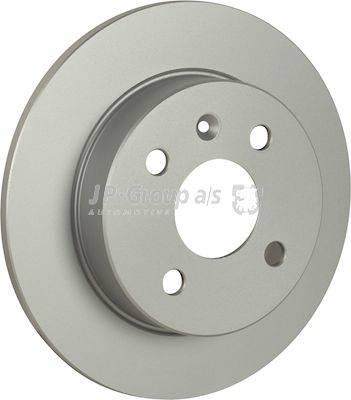 JP Group 1263202600 - Bremžu diski interparts.lv