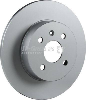 JP Group 1263202800 - Bremžu diski interparts.lv